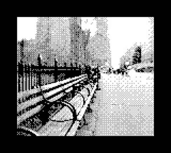 Pixelated Past Photos