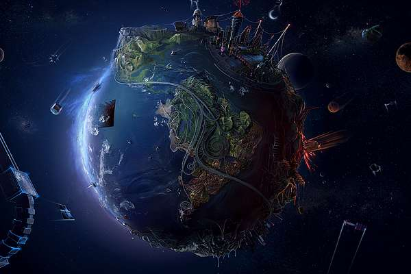 Cataclysmic World Views