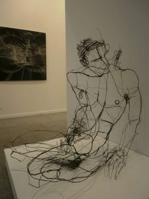 Emotional Wire Art