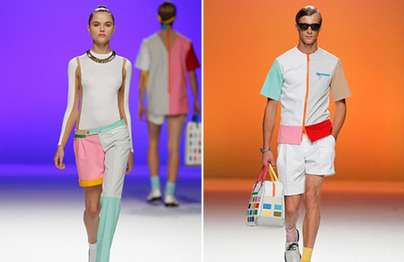 Quirky Colorful Collections