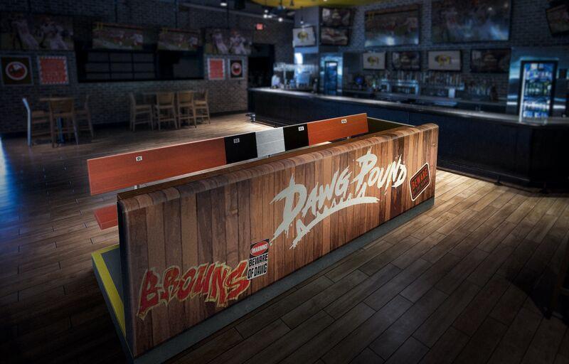 Football-Inspired Restaurant Experiences