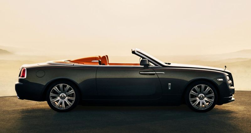 Luxury Two-Door Roadsters