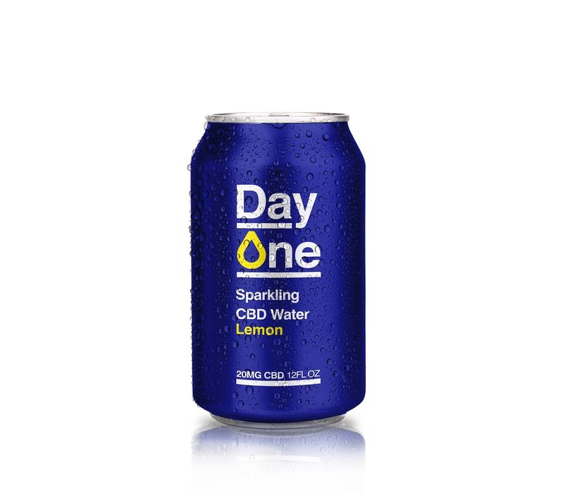 Citrusy CBD Carbonated Water