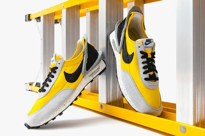 Vibrant Collaborative Contrast Sneakers