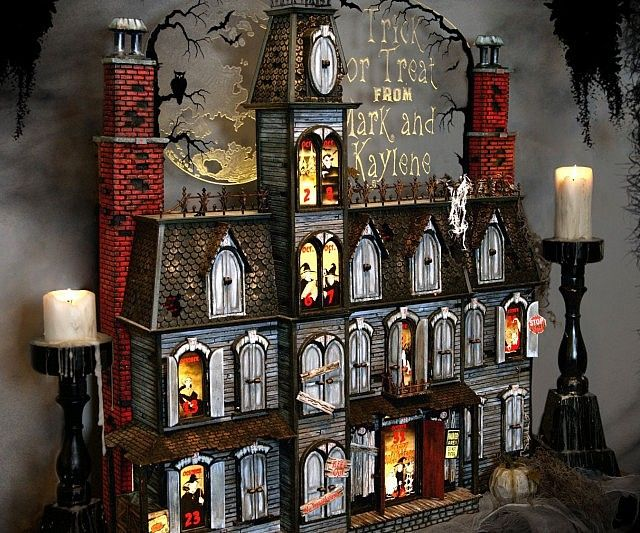 Spooky Advent Calendars