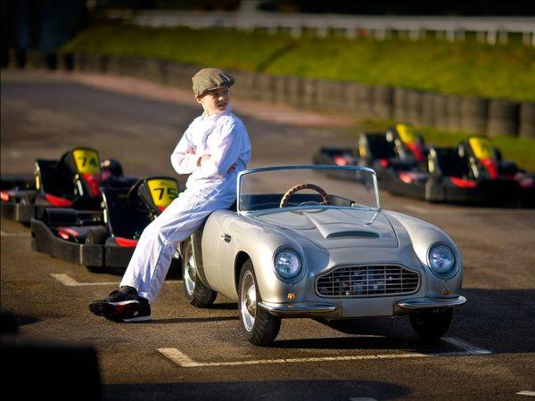Downsized Luxury Spy Cars