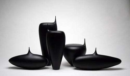 Elegantly Pointed Vases