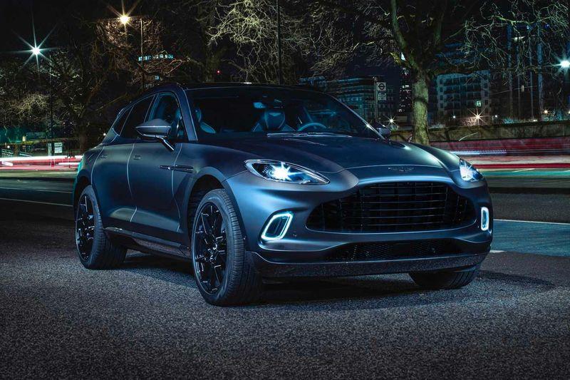 Bespoke Luxury SUV Launches