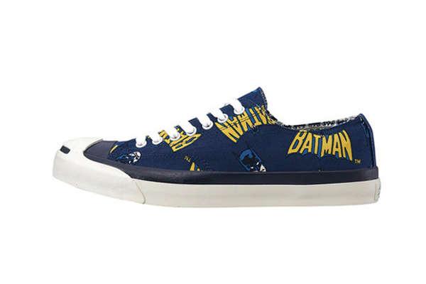 19520b4c77b3 Heroic Sneaker Prints   dc comics shoes