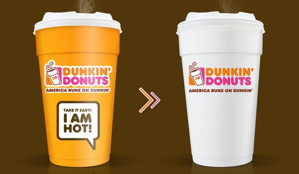 Heat-Alert Coffee Cups
