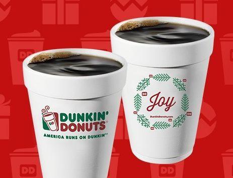 Festive Donut Promotions