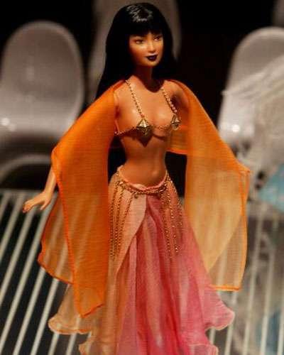 $85,000 Diamond Barbie