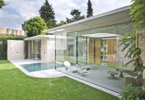 Environment-Blending Homes