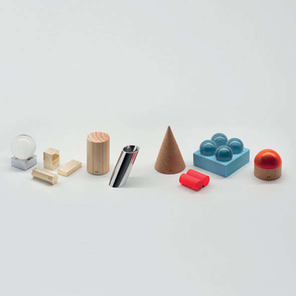 Sculpturally Abstract Stationery