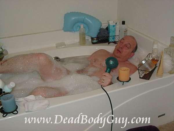 Dead Body Guy