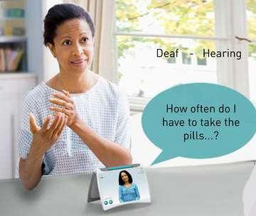 Hearing-Impaired Translators