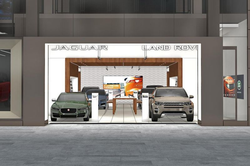 Experiential Dealership Shops