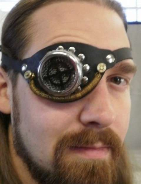 Steampunked Monocles
