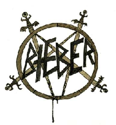Ironic Metal Music Emblems
