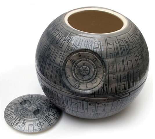 Star Wars Cookie Containers Death Star Cookie Jar