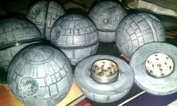 Sci-Fi Spice Shredders