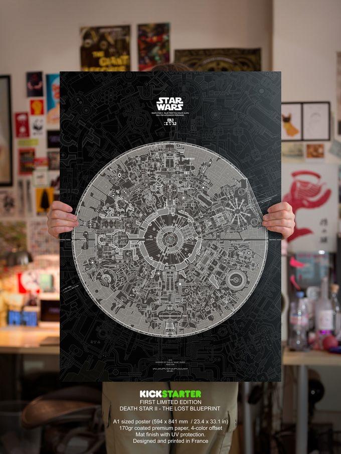 Galactic battleship blueprints death star ii galactic battleship blueprints malvernweather Images