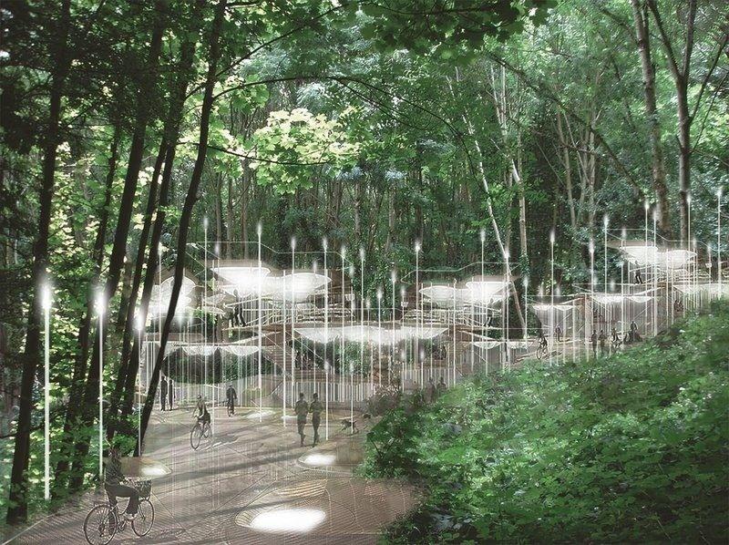 Urban Eco Burial Initiatives