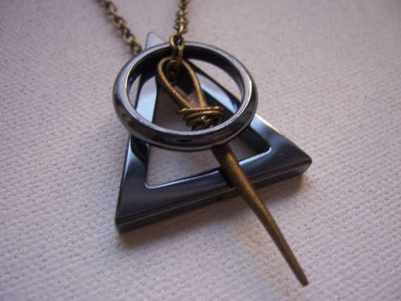 Death-Defying Wizardly Jewelry