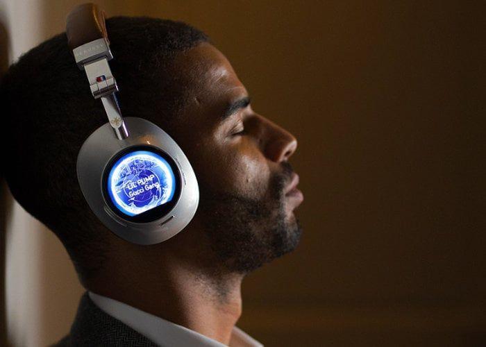 LTE-Enabled Headphones