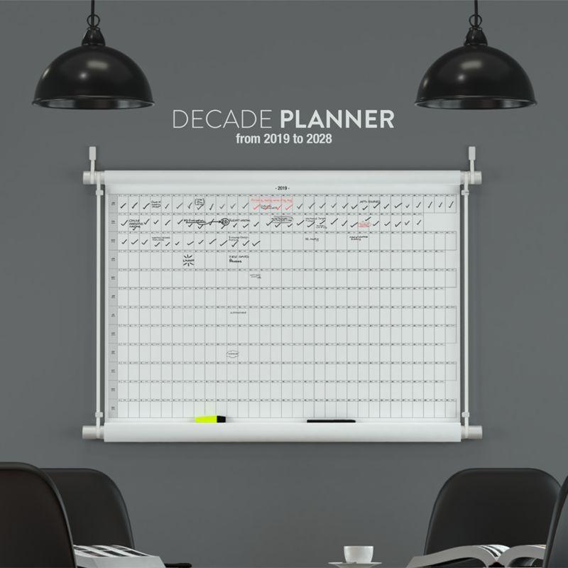 10-Year Wall Calendars