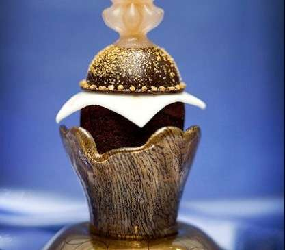 Luxury Cognac Cupcakes
