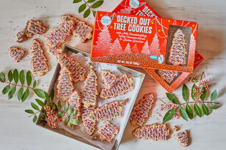 Crème-Filled Holiday Biscuits