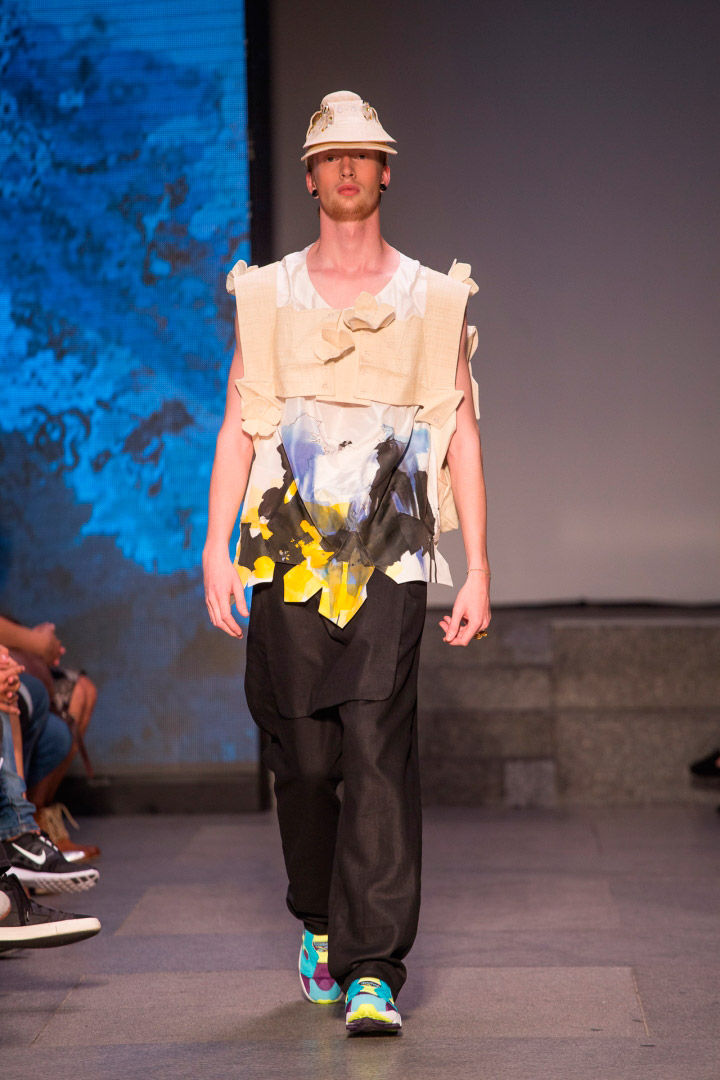 Deconstructed Art Fashion