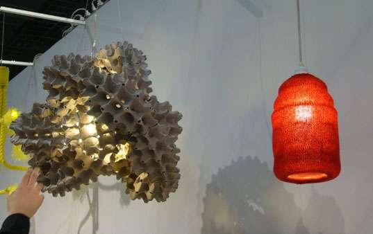 Juice Bottle Lamps