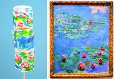 Marshmallow Masterpieces