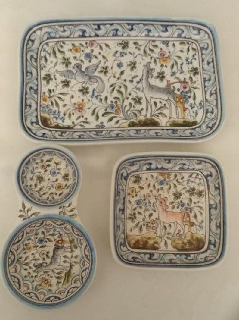 Portuguese Decorative Faience