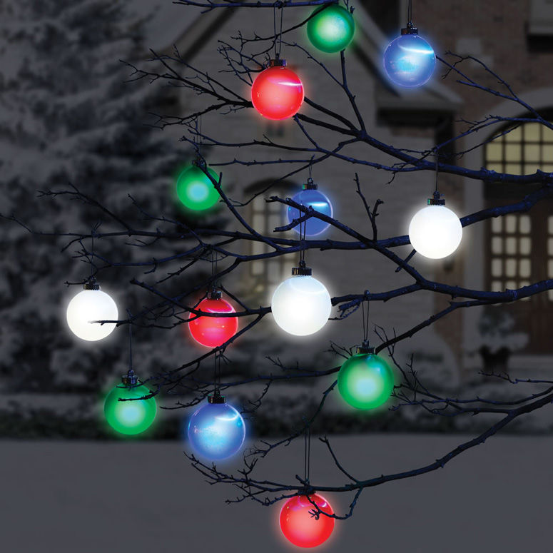 Wireless Outdoor Decorations
