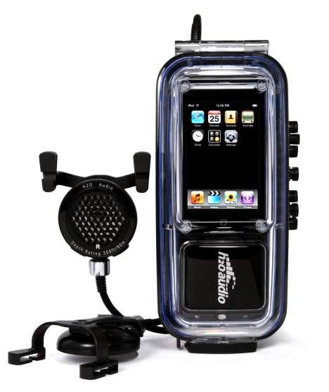 Underwater iPod Cases