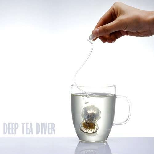 Scuba-Inspired Infusers