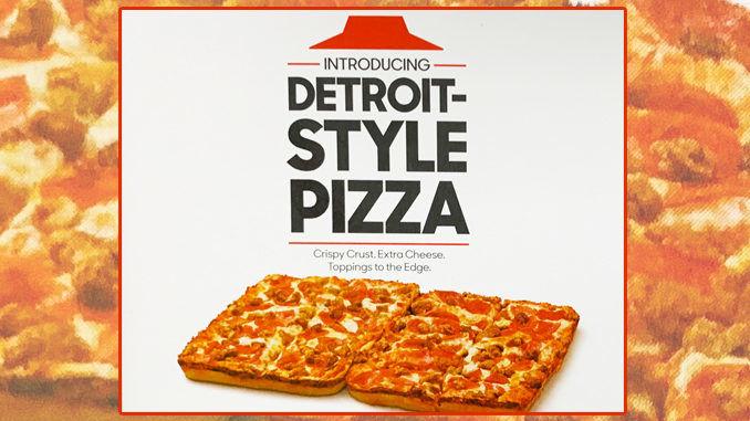 QSR Deep Dish Pizzas