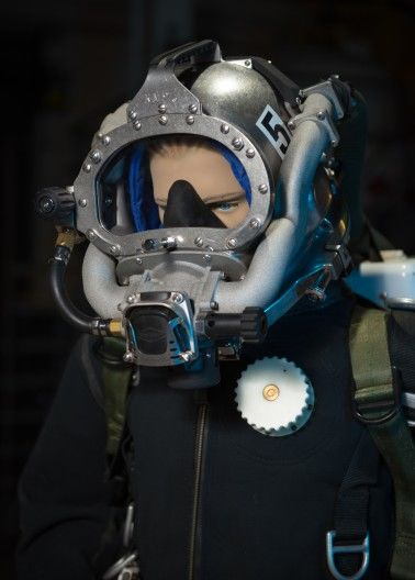 Helium-Saving Dive Suits