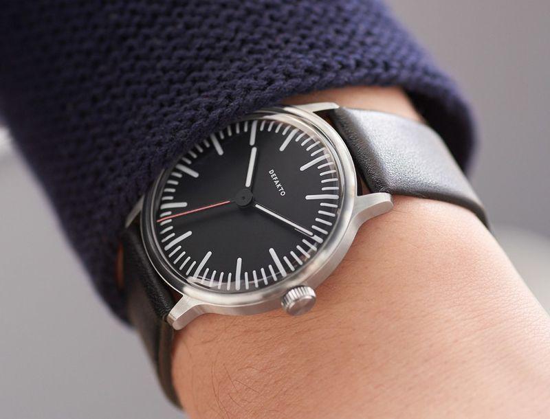 Minimalist European Timepieces