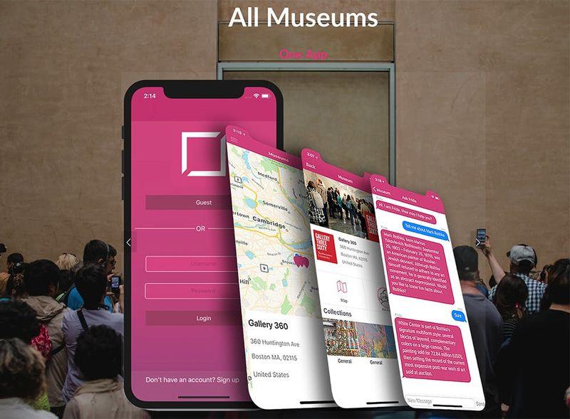 Museum Analytics Apps
