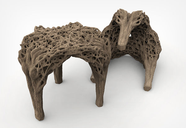 Organic Uprooted Stools