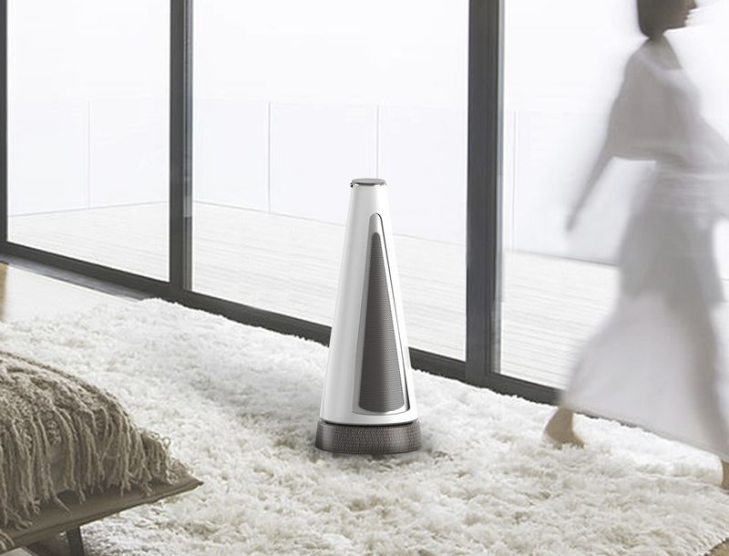 Chic Conical Dehumidifier Appliances
