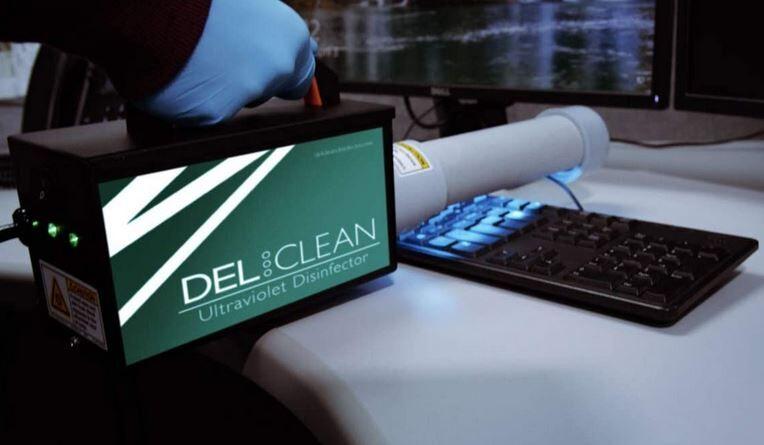 Enterprise-Ready Disinfection Appliances