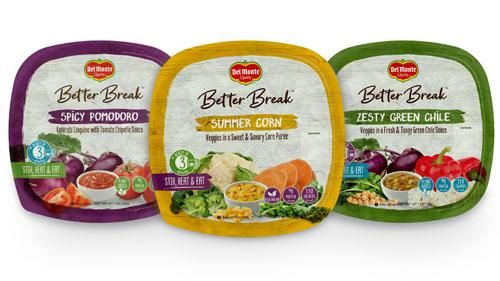 Prepackaged Plant-Based Snack Products