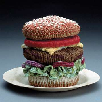 Knitted Food 3