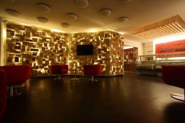 Luminous Block Walls