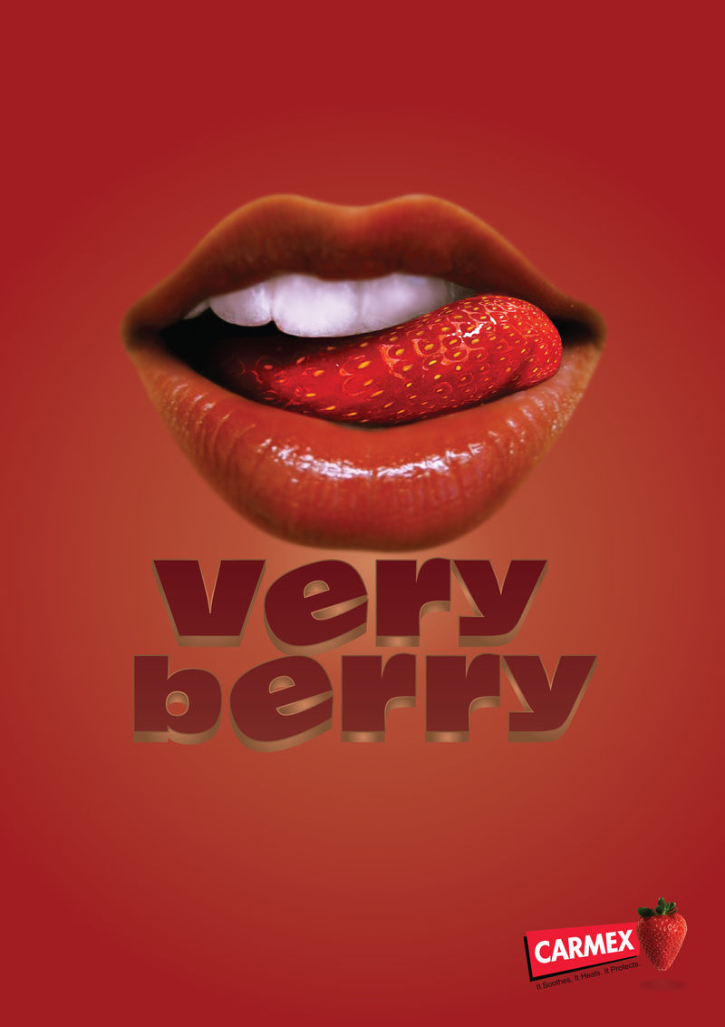 Lip-Licking Adverts